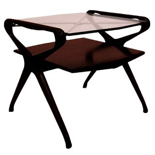 Kagan Style Side Table