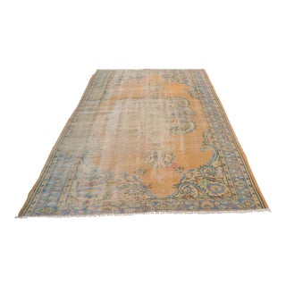 "Anatolian Area Traditional Turkish Carpet -- 6'1"" x 9'"