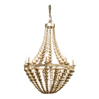 Currey & Co. Silvermore Chandelier