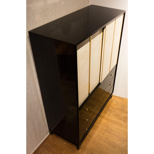 Harvey Probber Cabinet with Sliding Doors - Image 6 of 11