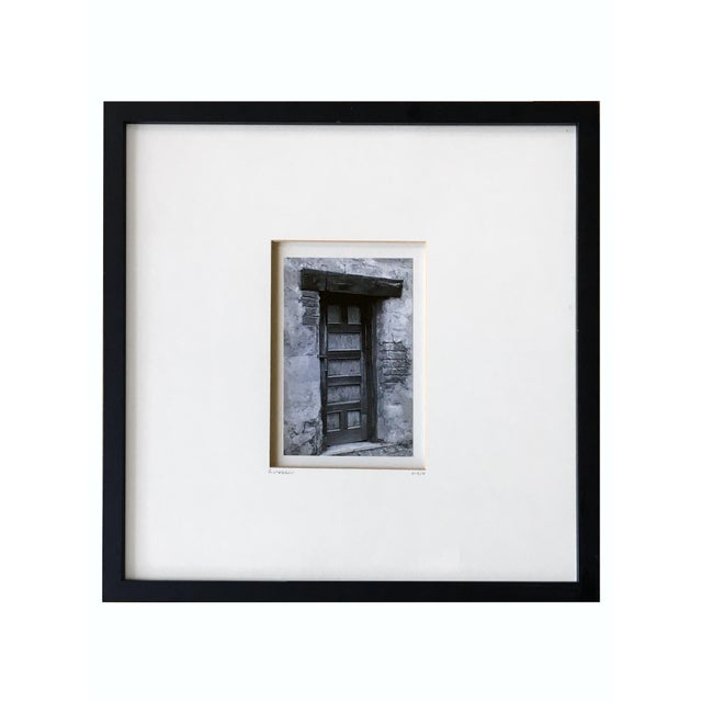 Image of Vintage Modern Black & White Archival Photo Print