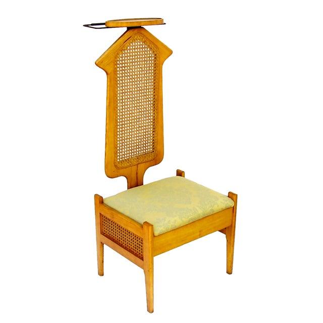 Mid-Century Valet Chair Danish Modern - Image 1 of 7
