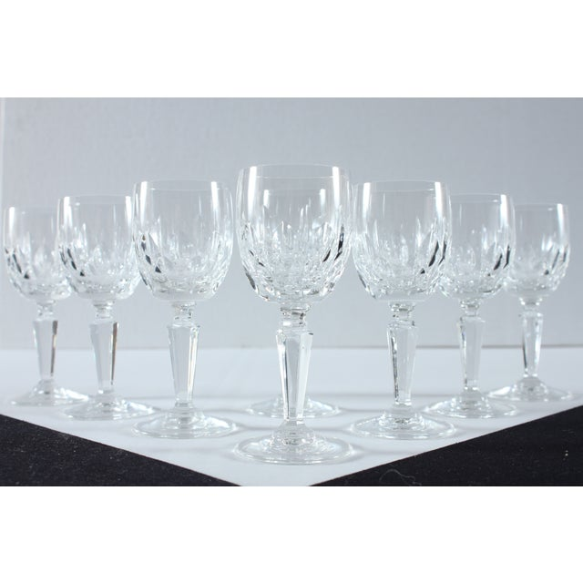 Petite French Champagne Glasses - Set of 8 - Image 2 of 3
