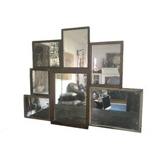 Antique Mirror Composition
