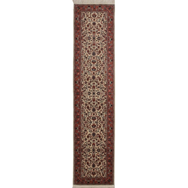 RugsinDallas Persian Hand Knotted Wool Rug - 2′6″ × 11′ - Image 1 of 2