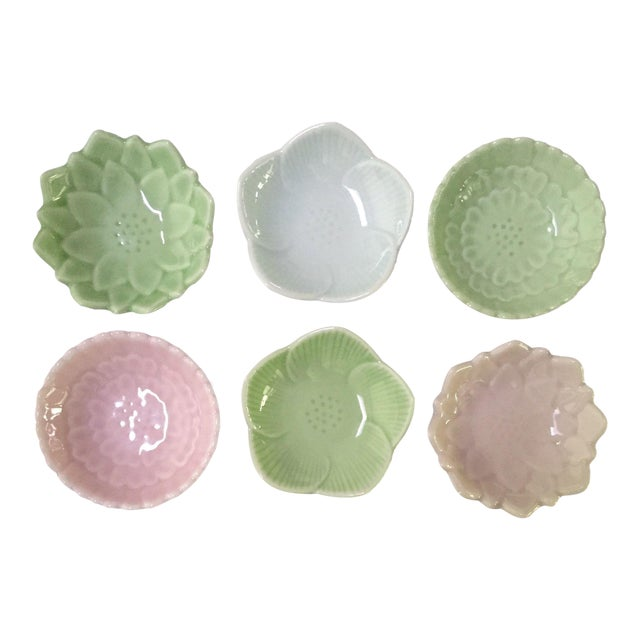 Japanese Arita Amuse Bouche Plates - Set of 6 - Image 1 of 9