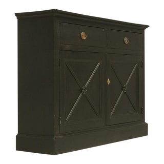 Directoire Style Two-Door Buffet