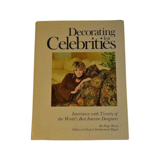 Image of Decorating for Celebrities by Paige Rense