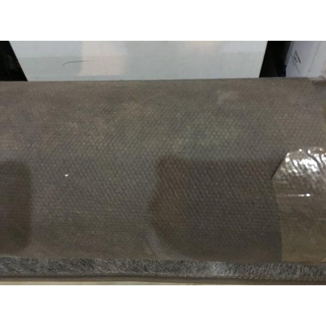 "LE Flash Grey Cowhide Rug - 6'7"" x 9'9"" - Image 9 of 9"