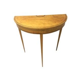 Antique Baker Side Table