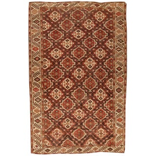 Antique 19th Century Chodor Rug