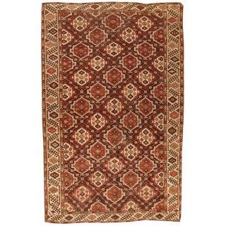 Antique 19th Century Chodor Rug