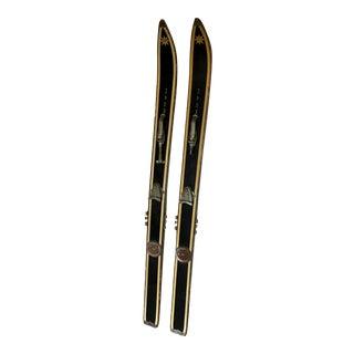 Vintage Japanese Skis - Pair