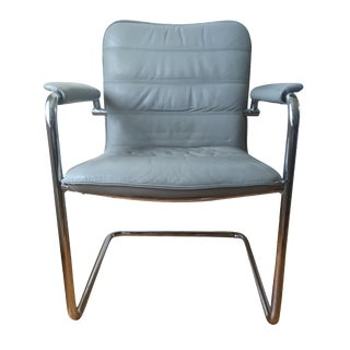 Vintage Cantilever Chair by Davis Furniture