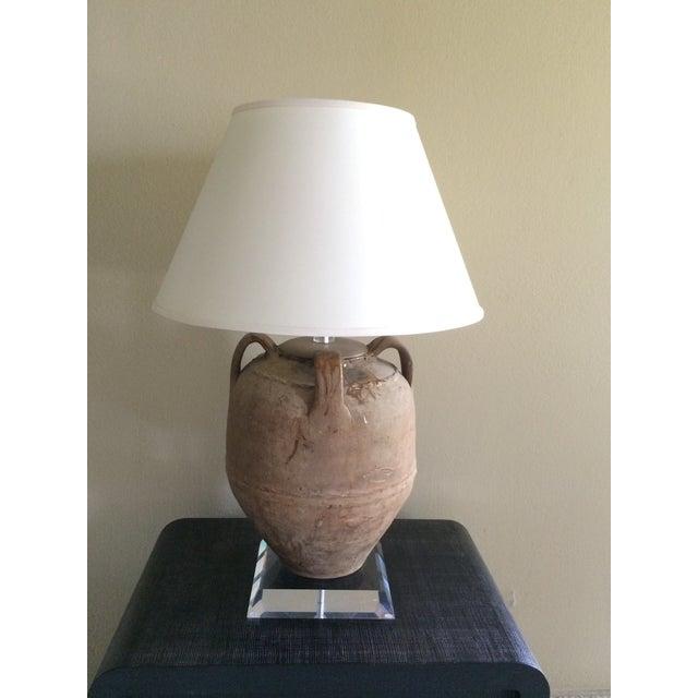 Richard Lindley Olive Jar Lamp - Image 3 of 11