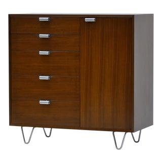 Walnut Dresser by George Nelson for Herman Miller