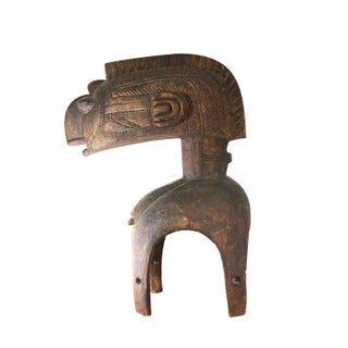 1900s African Nimba Helmet Mask