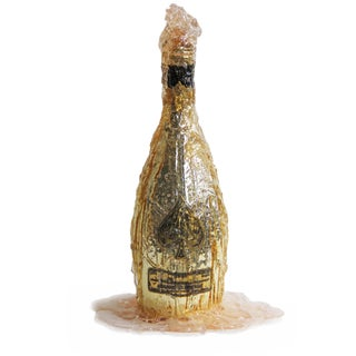 Ace of Spades Brut Champagne Bottle Decor