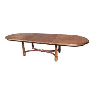Ferguson Copeland Guy Chaddock Avenues Neo Classical Regency Style Table