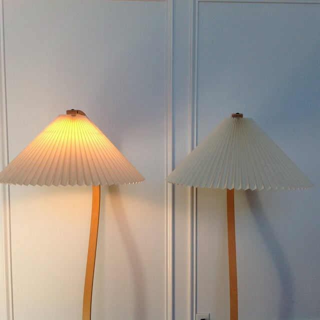 Image of Caprani Standing Lamps - A Pair