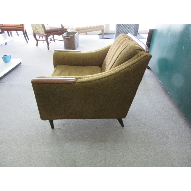 Kroeler Mid-Century Danish Modern Lounge Chair - Image 10 of 11