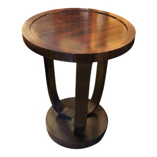 Ralph Lauren Circular Side Table