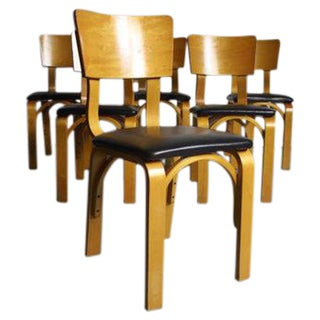 Thonet Bentwood Chairs - Set of 6