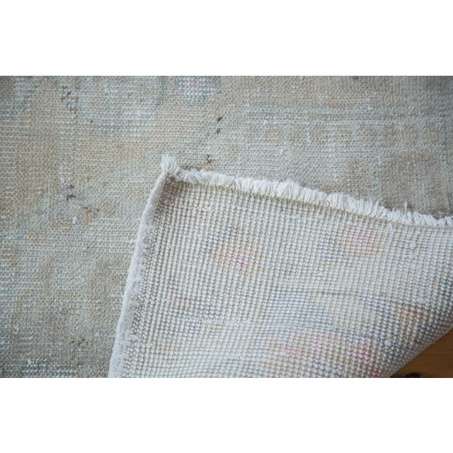 "Distressed Oushak Rug - 4'4"" X 7'1"" - Image 8 of 10"