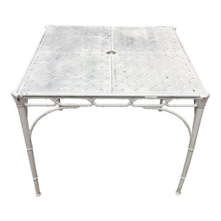 Brown Jordan Calcutta Dining Table