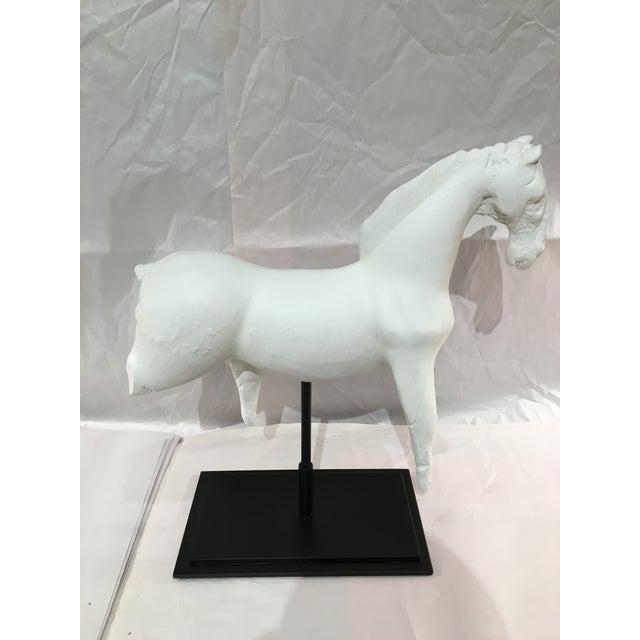 Image of Barbara Cosgrove Tang Dynasty Horse Sculpture