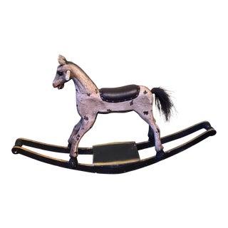 French Style Rocking Horse