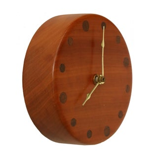 Danish Modern Wall Clock