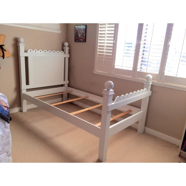 """Maine Cottage """"Lizzie"""" Fairytale Twin Bedframe - Image 2 of 10"""