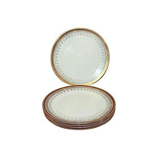 Cauldon Antique English Plates - Set of 5