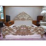 Image of Italian Style Cherub California King Bedframe