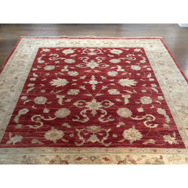 Hand-Knotted Oriental Wool Rug - 8'x10' - Image 8 of 8
