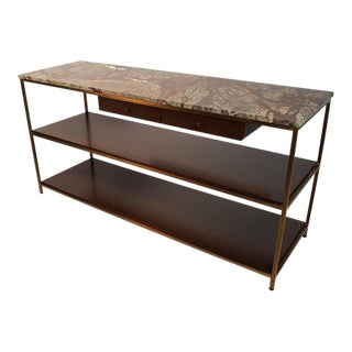 Custom Paul McCobb Console Table