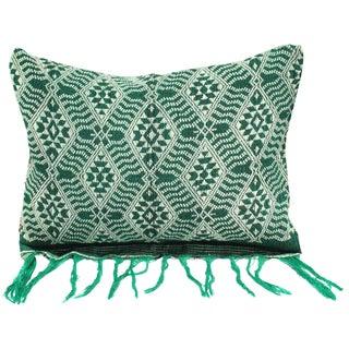 Handloomed Sumba Ikat Lumbar Pillow