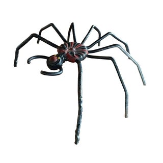 Cast Iron Spider
