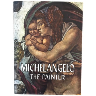 Michelangelo the Painter- Art Book-Abrams