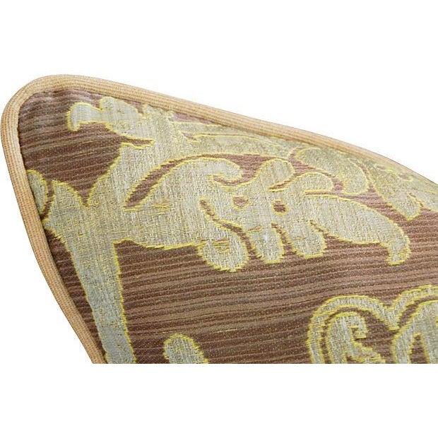 Custom French Pierre Frey Fadini Borghi Pillow - Image 5 of 5
