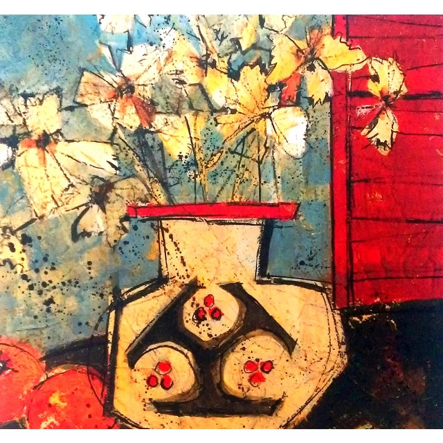 "Image of Olivia Maxweller ""Still Life With White Flowers"""