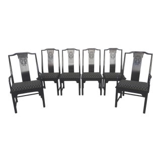 Century Furniture Chin Hua Dining Chairs - Set of 6