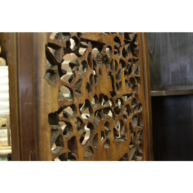 Mid 20th Century Asian Armoire - Image 8 of 8