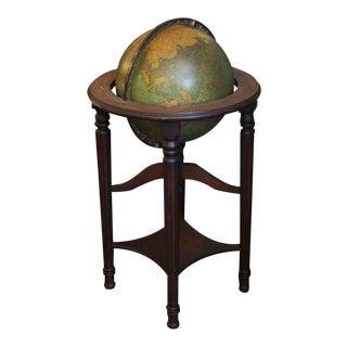 George F. Cram Standing Globe