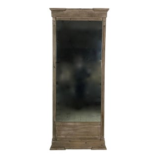 Restoration Hardware Rustic Full Length Mirror