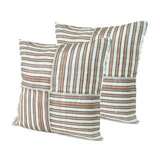 Striped Hinabol Pillows - Pair