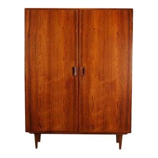 Vintage Børge Mogensen Danish Rosewood Cabinet