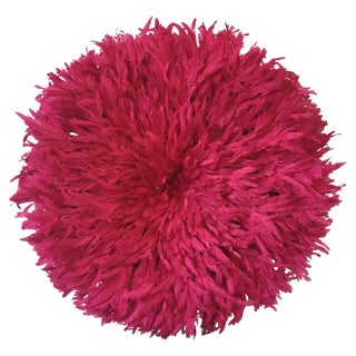 Fuchsia Pink Juju Hat
