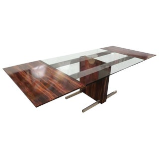 Vladimir Kagan Cubist Dining Table